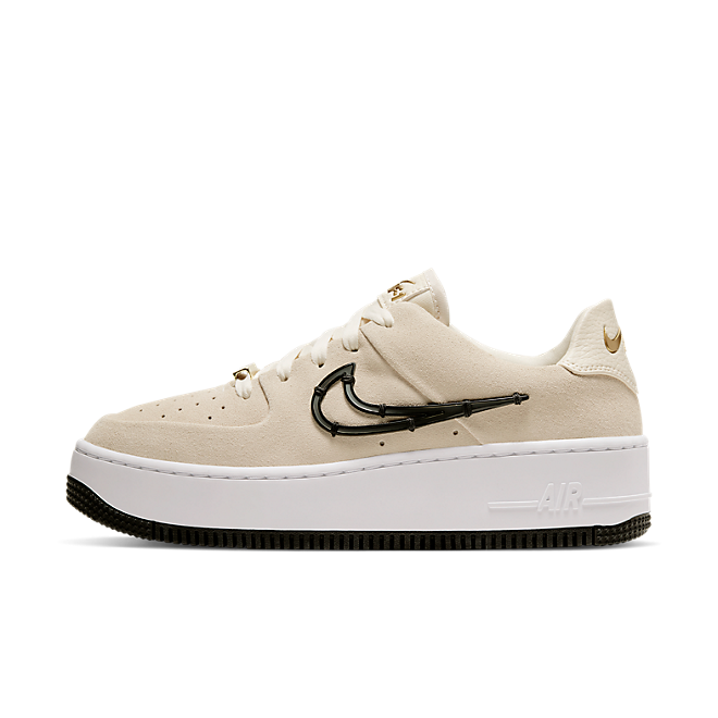 Nike W AF1 Sage Low LX Light Cream Black
