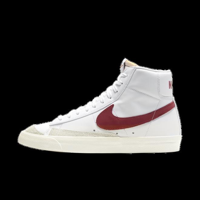 Nike Blazer Mid Vintage 'Brick Red'