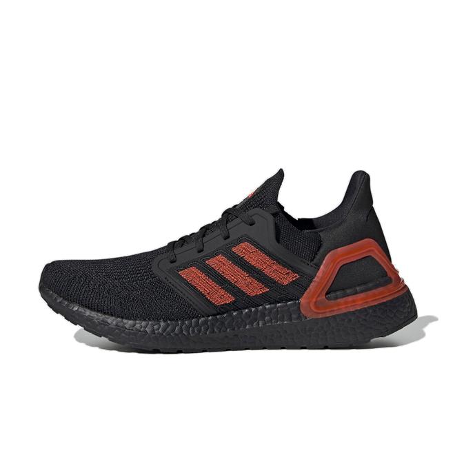 adidas Ultraboost 20 'Black/Red'