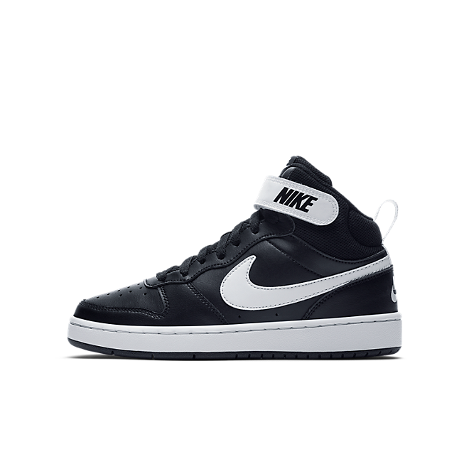 Arco iris Fácil comestible  Nike Court Borough Mid 2 (GS) Sneaker Junior | CD7782-010 | Sneakerjagers