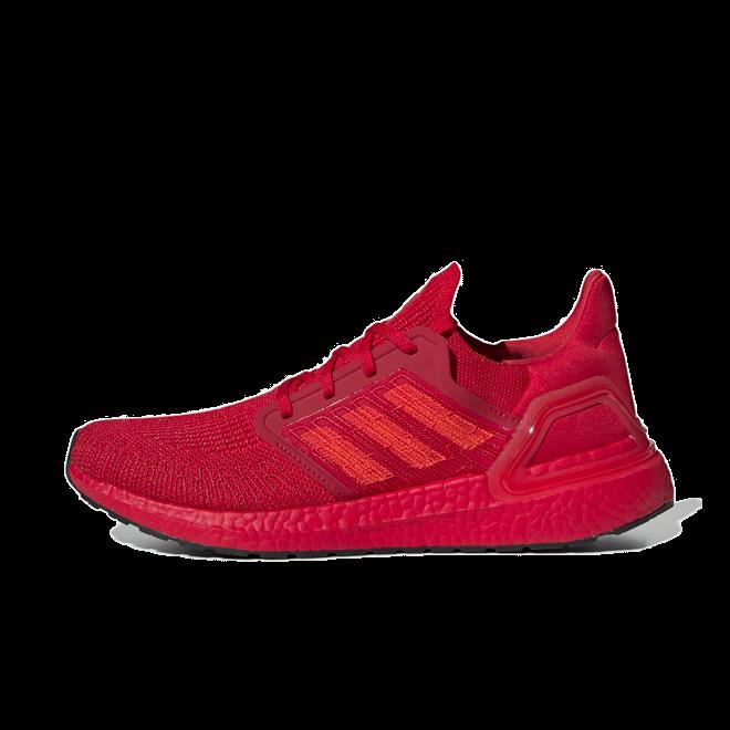 adidas UltraBoost 20 'Triple Red'