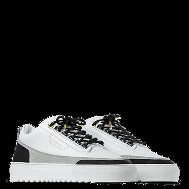 Mason Garments Firenze Leather White / Grey / Black
