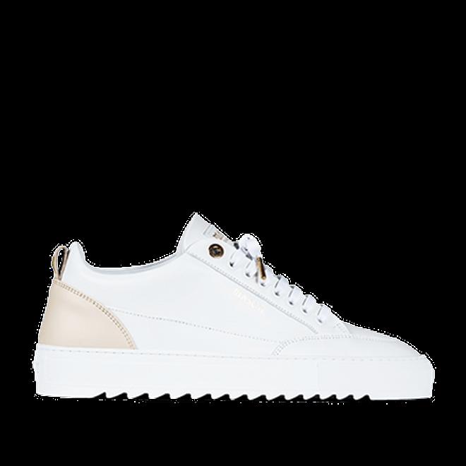Mason Garments Tia Leather/Leather White/Creme