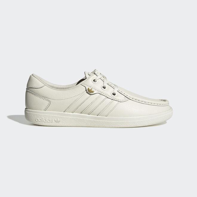 Adidas Punstock - Off White / Raw Desert / Clear Brown UK 7.5 | EU 41 1/3