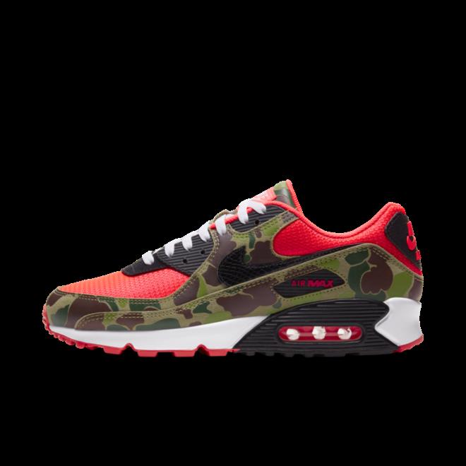 Atmos X Nike Air Max 90 'Reverse Duck Camo' | CW6024 600 | Sneakerjagers