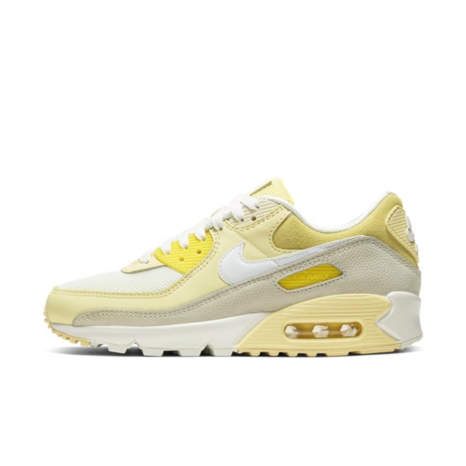 Nike Air Max 90 'Lemon' zijaanzicht