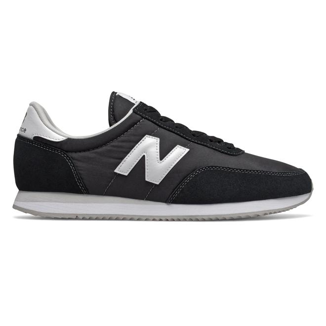 New Balance 720 Mens Black / White Trainers