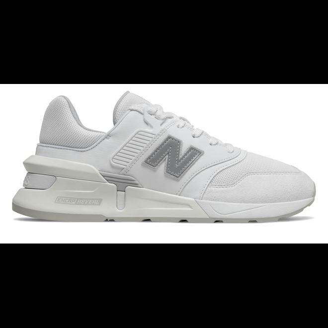 New Balance 997 Sport Mens White Trainers