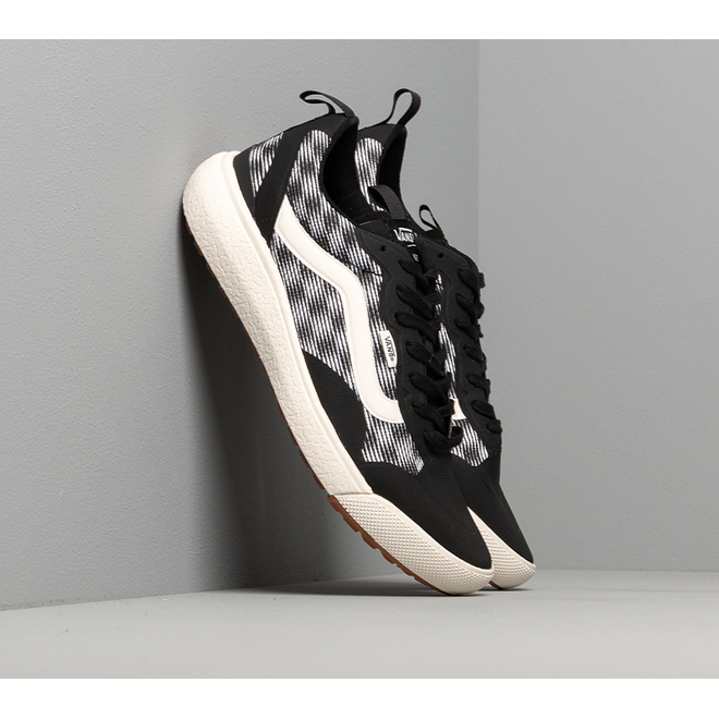 Vans Ultrarange EXO (Blur Checker) Black/ White