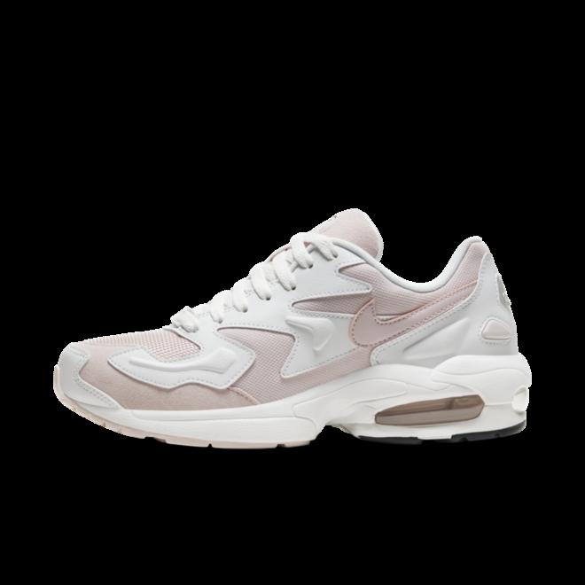 Nike Air Max 2 Light 'White/Pink' zijaanzicht
