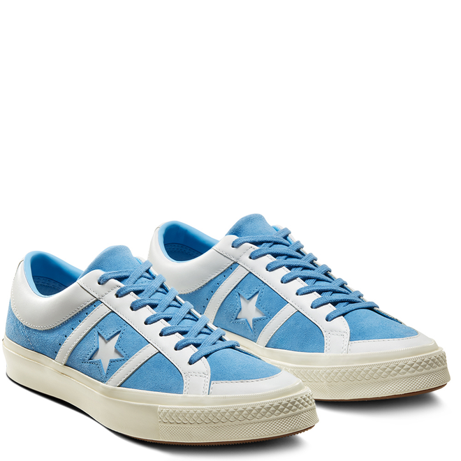 Collegiate Suede One Star Academy Low Top