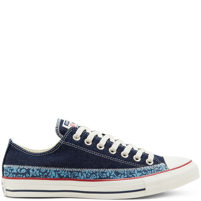 CTAS OX NAVY/EGRET/BLUE COAST