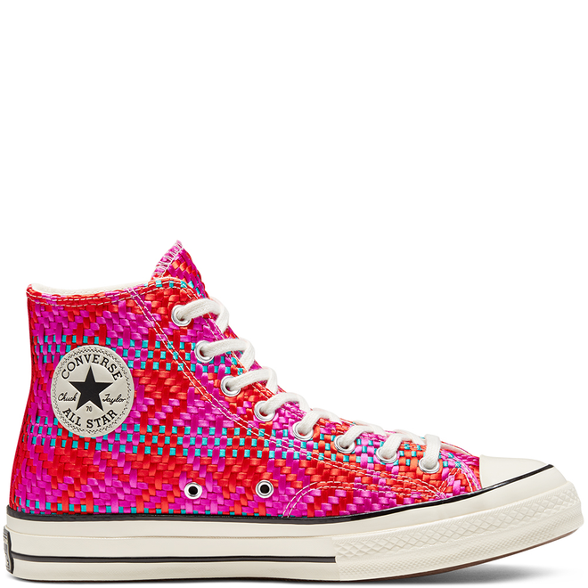 Unisex Culture Weave Chuck 70 High Top