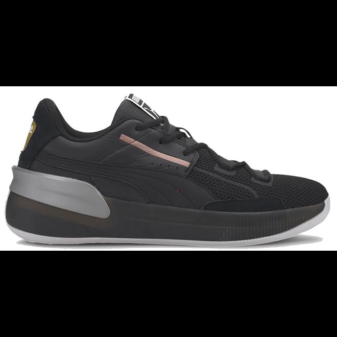 Puma Clyde Hardwood Metallic Basketball Shoes