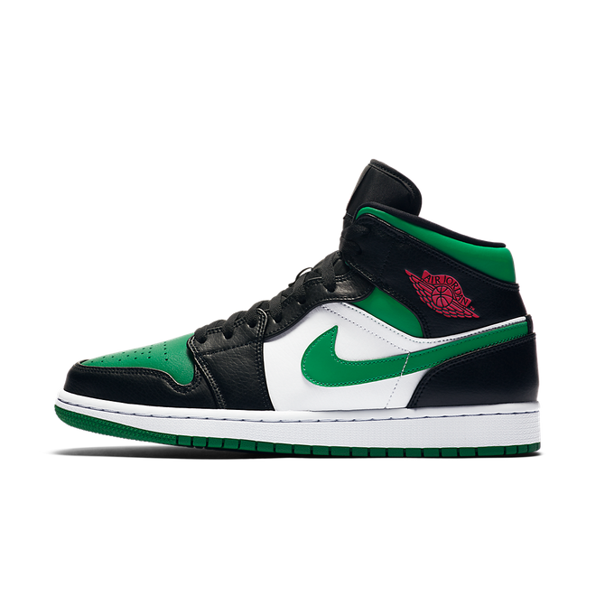 Air Jordan 1 Mid 'Pine Green' 554724-067