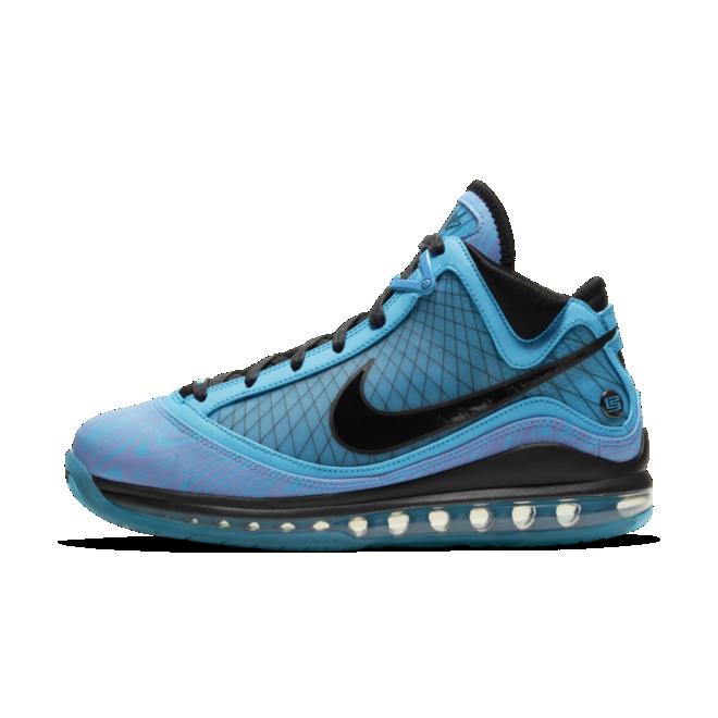 Nike LeBron 7 QS 'ASG' zijaanzicht