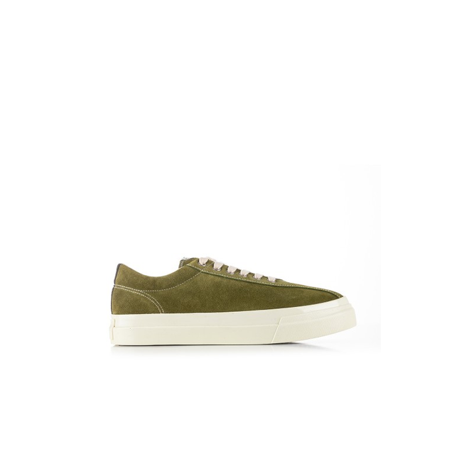 Stepney Workers Club Dellow Suede Military