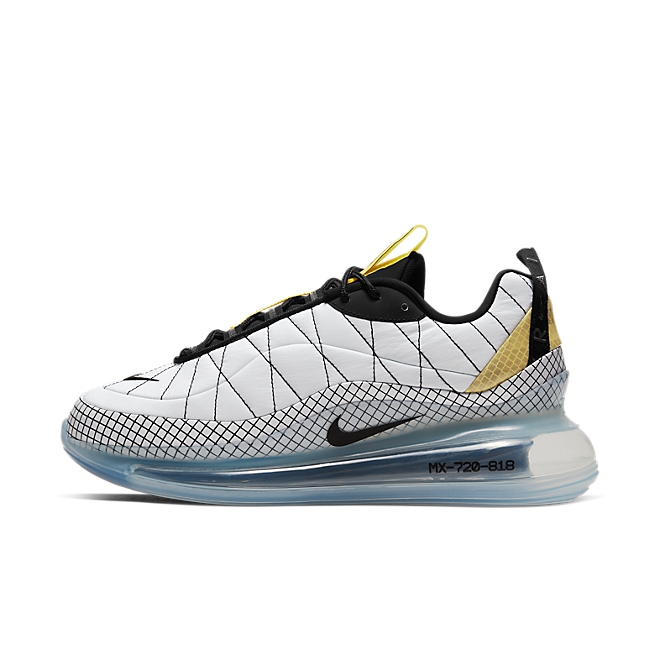 Nike Mx-720-818 'White/Yellow' CI3871-100