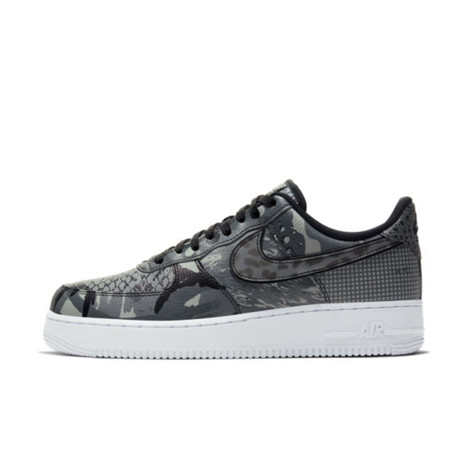 Nike Air Force 1 Low 'All Star' zijaanzicht