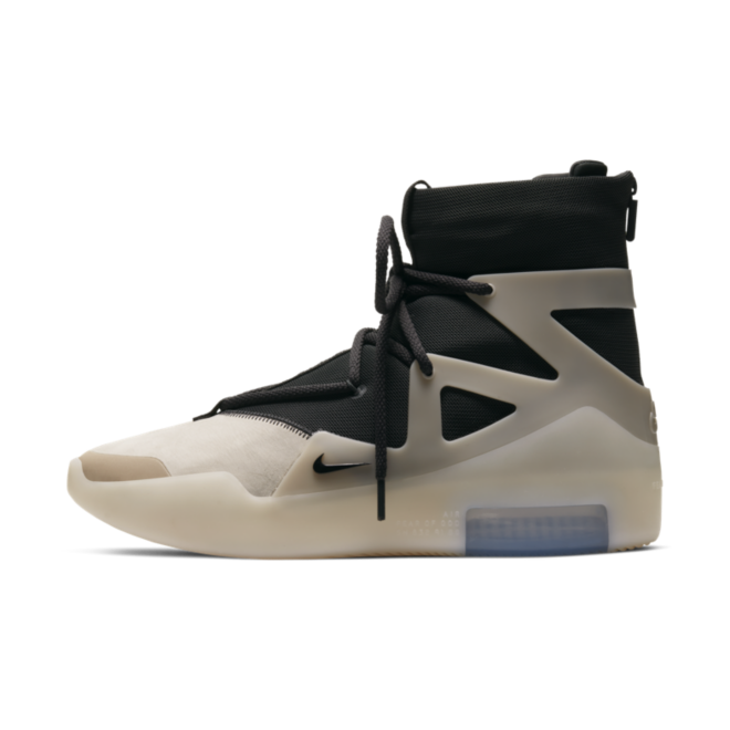 Nike Air Fear of God 1 'String' zijaanzicht
