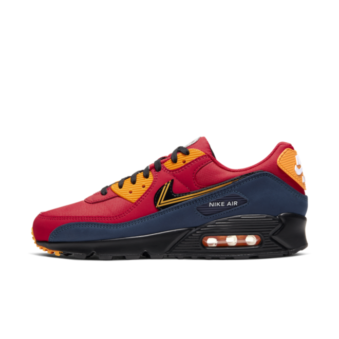 Nike Air Max 90 City Pack 'London' zijaanzicht