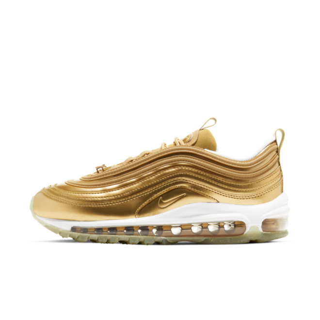 Nike Air Max 97 'Gold' zijaanzicht