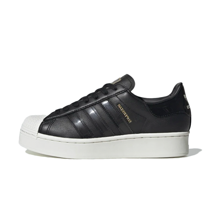 adidas Superstar Bold 'Black'
