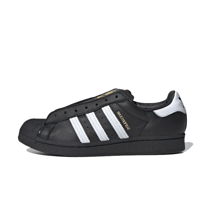 adidas Superstar Laceless 'Black'