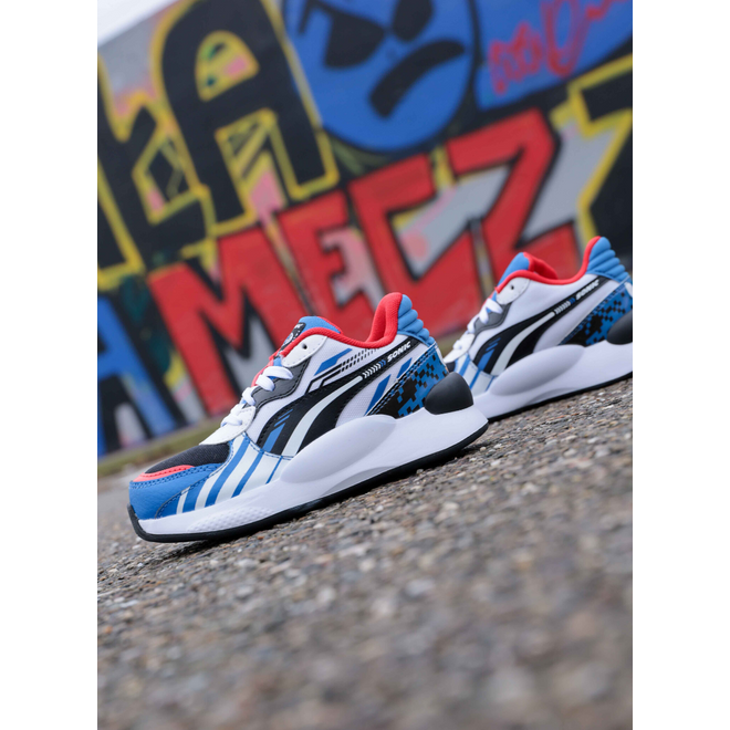 Puma Rs 9.8 sonic Palace-blue/white PS