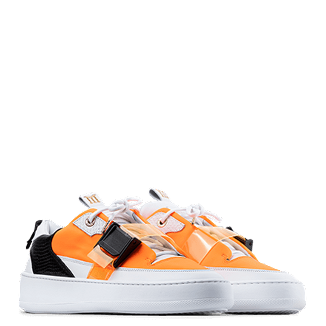 Mason Garments Milano Strapped Reflective Orange SS20-25B