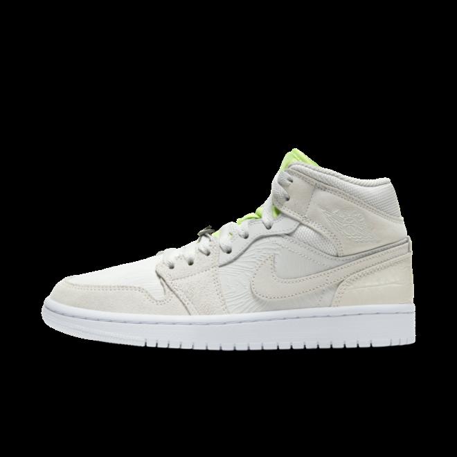 sneaker releases week 7 Air Jordan 1 Mid 'White/Volt'