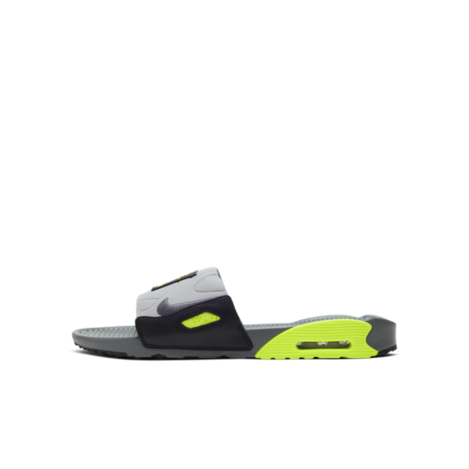 Nike Air Max 90 Slide 'Volt'