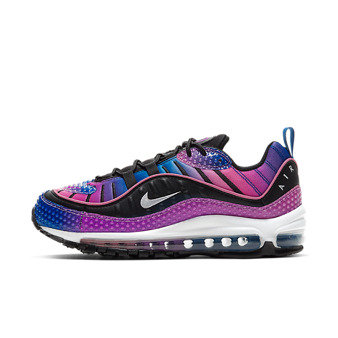 Nike Air Max 98 'Bubble Pack' zijaanzicht