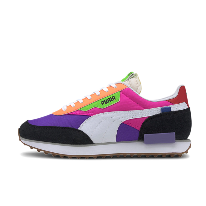 Puma Future Rider Play On 'Luminous Purple' | 371149-03 | Sneakerjagers