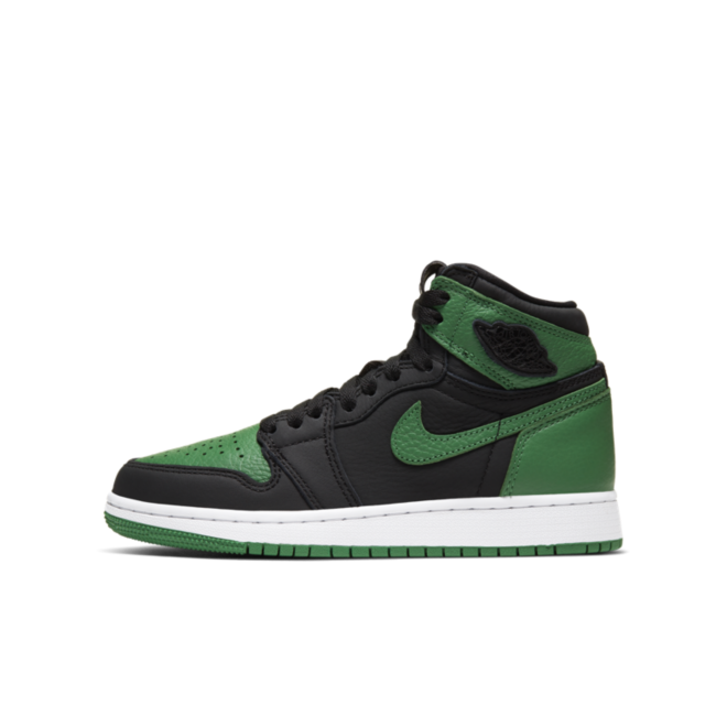 Air Jordan 1 PS 'Pine Green' zijaanzicht