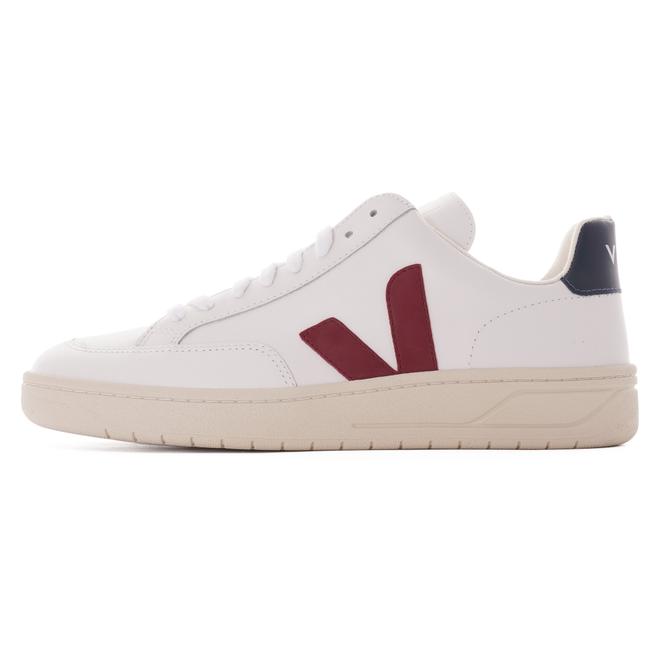 V-12 Leather - Extra White