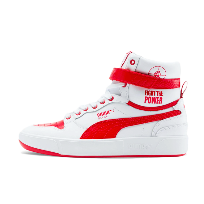 Public Enemy X Puma Sky LX 'Fight The Power' zijaanzicht