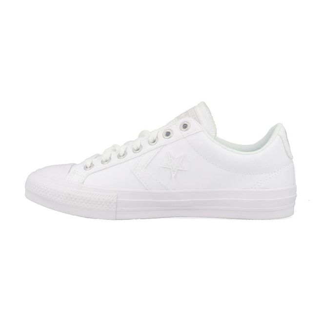 Converse All Stars Star Player 144152C Wit   144152C   Sneakerjagers