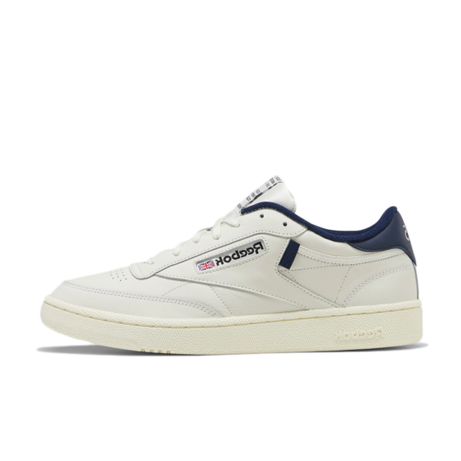 Reebok Club C 85 'Beige/Navy'