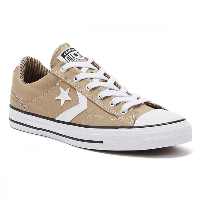 Converse Star Player Canvas Ox Khaki Herren Sneakers