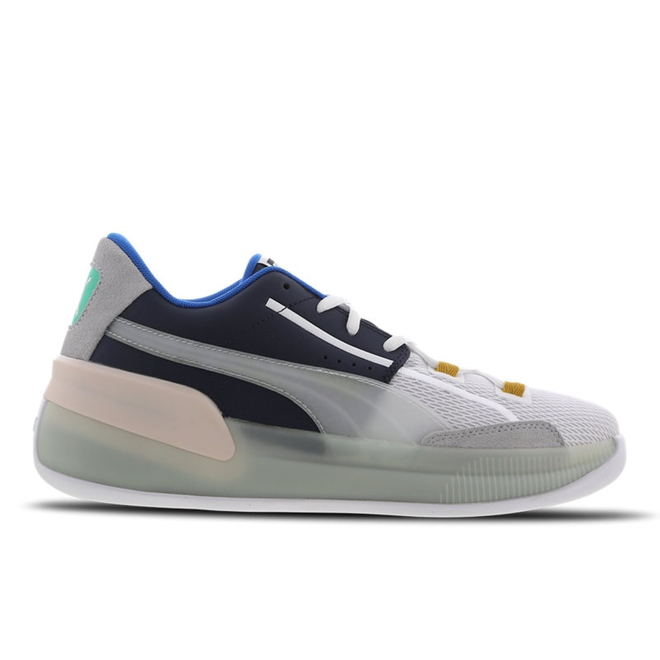 Puma Clyde Hardwood Retro | 193664 01 - Sneakerjagers