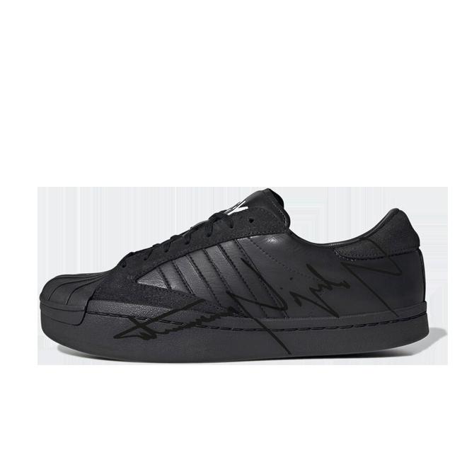 adidas Y3 Yohji Star 'Black' zijaanzicht