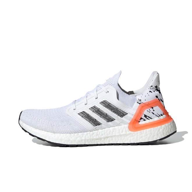 adidas UltraBOOST 2020 'White/Coral'