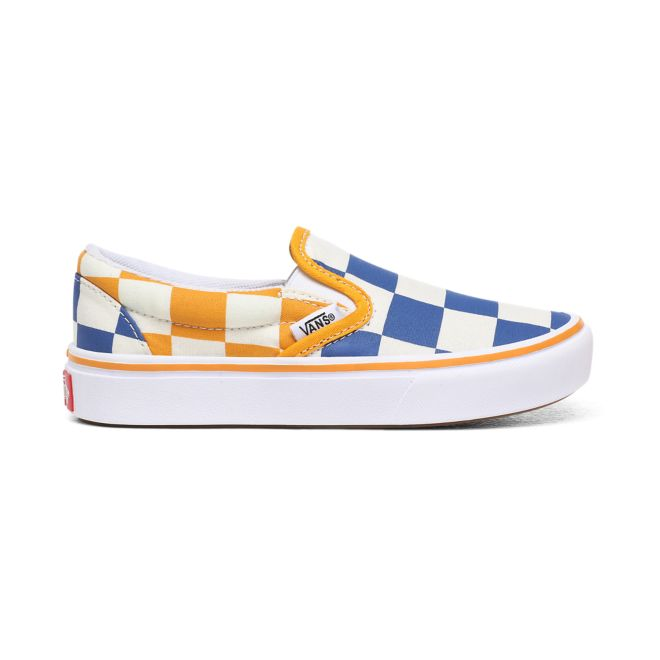 VANS Big Checker Comfycush Slip-on Voor