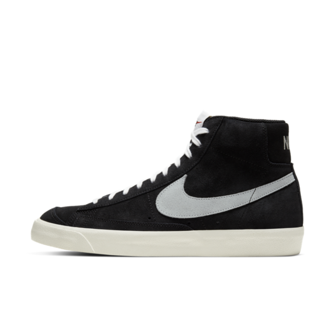 Nike Blazer Mid 77 'Black Suede'