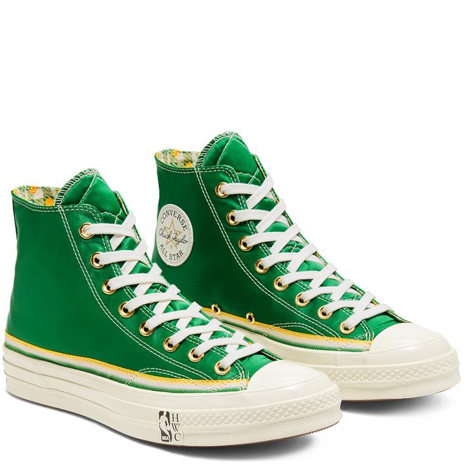 Breaking Down Barriers 'Celtics' Chuck 70