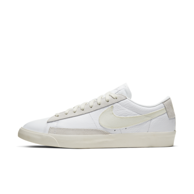 Nike Blazer Low Leather 'Platinum Tint'