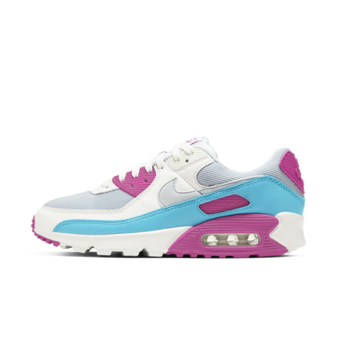 Nike Air Max 90 'Fire Pink' CT1030-001