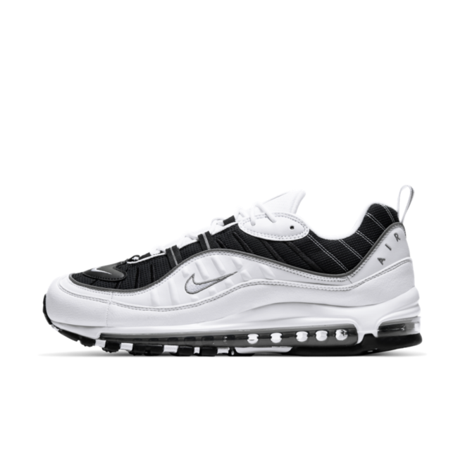 Nike Air Max 98 'Black & White' CJ0592-100