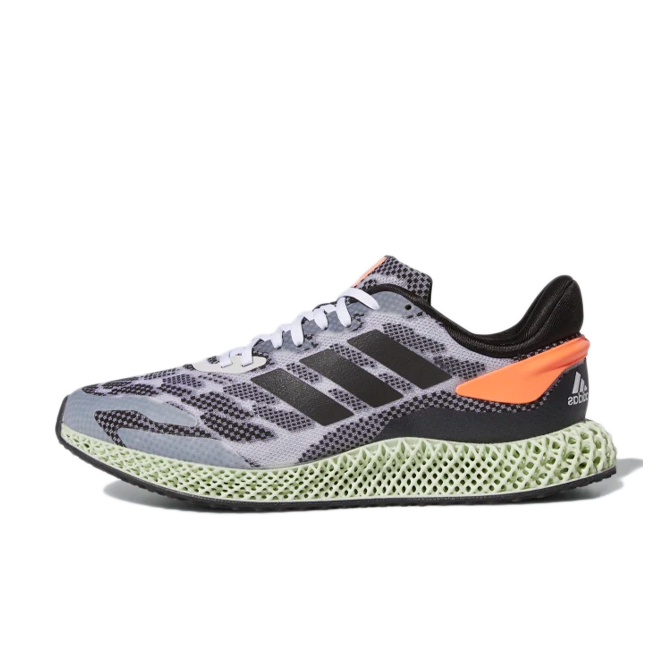 adidas 4D Run 1.0 'Signal Coral' FW1233